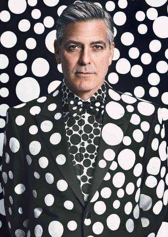 George Clooney para GQ Rusia Marzo 2014