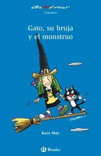 La bruja Ágata promete que echará al monstruo del lago del pueblo de Flamante. Pero cuando Gato descubre que Ágata solo es una bruja principiante, la obliga a volver al colegio para sacarse el título de superbruja, ya que sin él, jamás encontrarán el encantamiento apropiado para deshacerse del monstruo.