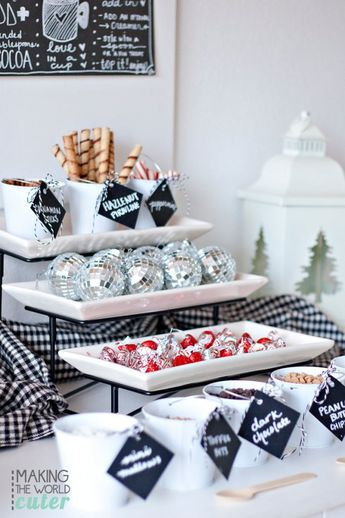 Best Hot Chocolate Bar Ideas | Wisconsin Homemaker