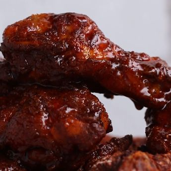 Berbere Spice Chicken Wings