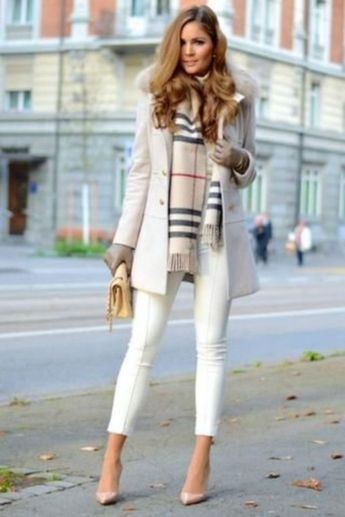 Stunning 47 Cute Winter Outfits Precise for Work vattire.com