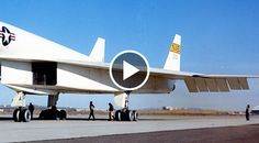 Hitting Mach 3 - XB-70 Valkyrie The World's Fastest Nuclear Bomber