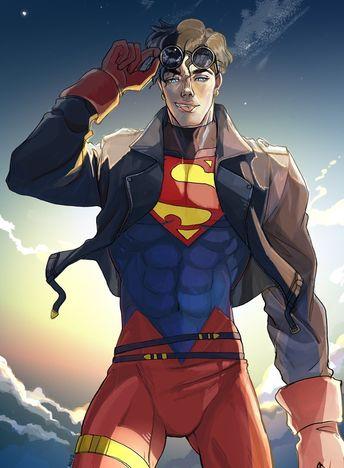 90s Superboy is my jam