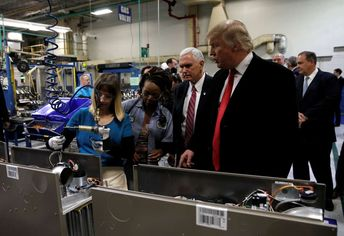 Judge orders release of Trump, Pence emails on Carrier Corp.
