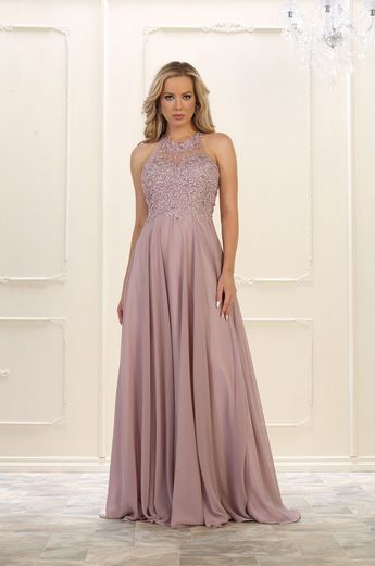 ad1cabc767 Long Plus Size Prom Dress Formal Evening Gown