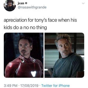 "@marvel.stan3000 on Instagram: ""It's raining yay - - - #tonystark #ironman #steverogers #captainamerica #avengers #avengersendgame #ageofultron #infinitywar #blackwidow…"""