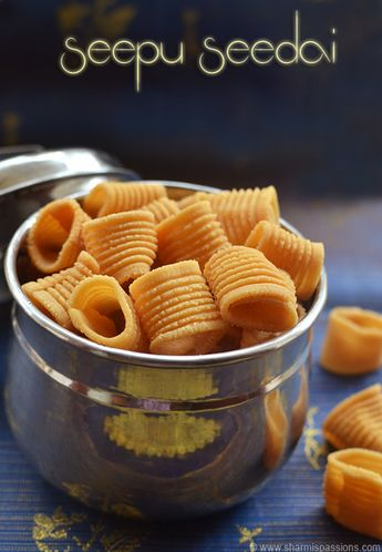Seepu Seedai Recipe - Diwali Special Recipes
