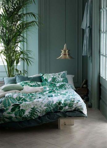 Comment se créer un écrin vert dans la chambre ?