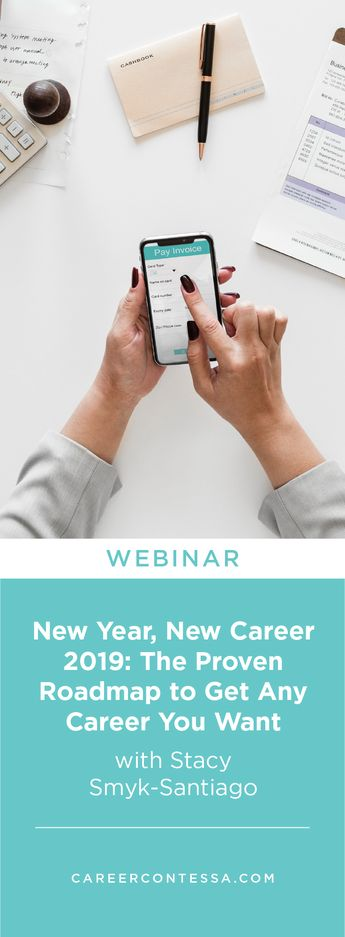 Join our webinar with Career Coach,Stacy Smyk-Santiago, to learn how to go from feeling lost and dreading Monday mornings to finding exactly what you want to be when you grow up. | Career Contessa