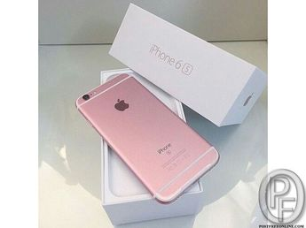 Apple iPhone 6s 32GB Rose Gold Apple (CA) - MN122VC/A-Smartphone