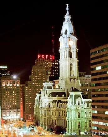 Great time of my life visiting and discovering Philadelphia.