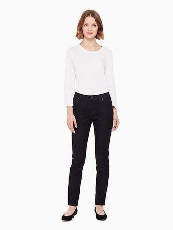 Kate Spade Lean Denim Jeans, Dark Rinse - Size 31