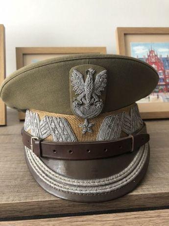 Czapka Generała brygady Ludowego Wojska Polskiego   Polish People s Army  brigadier general s visor cap. 79ea6f72c3f