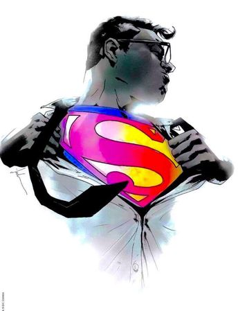 Clarkent is Superman