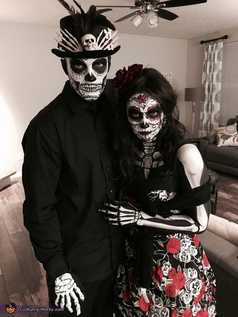 Day of the Dead - Halloween Costume Contest at Costume-Works.com