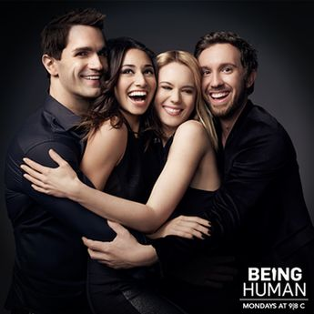 'Being Human' cast