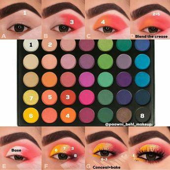 Stunning makeup tutorials. #makeuptutorials