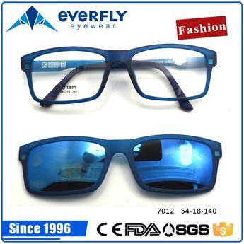 1c03ab9e4fe 2016 Muti-color Polarized Lenses Choice Ultem Clip On Sunglasses Day Night  Vision Driving Glasses
