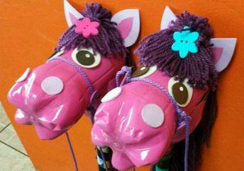 33 Brinquedos Reciclados com Garrafa Pet Fáceis de Fazer