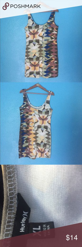 e1800631d27d Hurley XL tank dress This Hurley XL tank style dress is cute and  comfortable with a