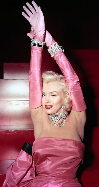 Marilyn Monroe - Gentlemen Prefer Blondes - 1953