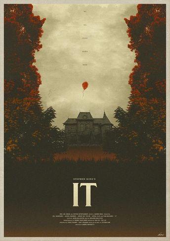 IT (2017) by Edward Moran II