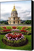Invalides Paris France by Dave Mills