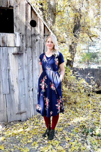 Practical, Cute, Comfortable Dress