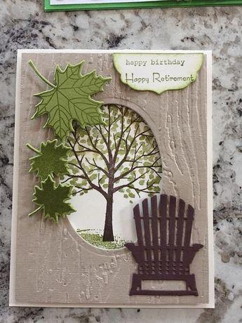 47 Ideas tree leaves ideas embossing folder