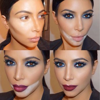Kim Kardashian Will Inspire You to Update Your Go-To Makeup Look