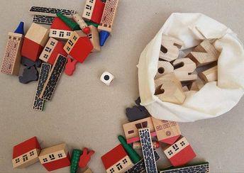 Construis un village… en apprenant à compter – Si Tu Veux (Jouer)