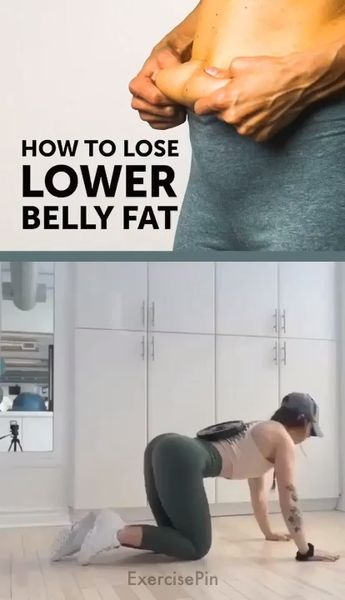 Exercises to burn belly fat and get toned abs
