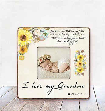Grandma Gift Nana Grandmother Birthday CHRISTMAS New