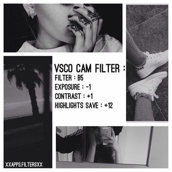 Instagram media by xxapps.filtersxx - VSCO CAM FILTER : Black and white filter because why not ? ✖️