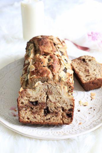 Cake ABC healthy et Ig bas (Amande, Banane, Chocolat) – Cocooning Seasons