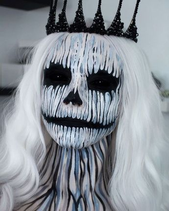 20 Next Level Halloween Makeup Ideas To Put your Creativity Under Test