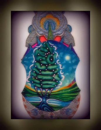 Die Baum Aura