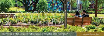 Houston Endowment, Inc.: Deadlines: ongoing; has and continues to be a wonderful supporter of greater Houston region projects including ours. They deserve many thanks for the growing number of persons they have helped serve through local/regional nonprofit organizations.