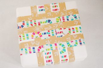 Gift Wrapping Ideas - Creative Wrapping Paper