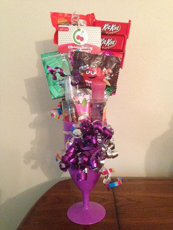 Teen Birthday Gift Basket
