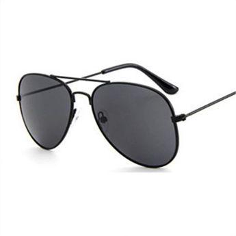 1380cf19db222 Mirror-Reflective Metal Aviator Sunglasses