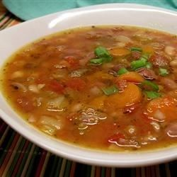 Slow Cooker Ham and Bean Soup - Allrecipes.com