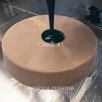 Clement Design Chef Ksenia Penkina creates the most beautiful glazed cakes. Check out some of her creations here.   For more information on Clement Design visit ClementDesignUSA.com  Follow us on instagram for more videos like this one @clementdesignusa