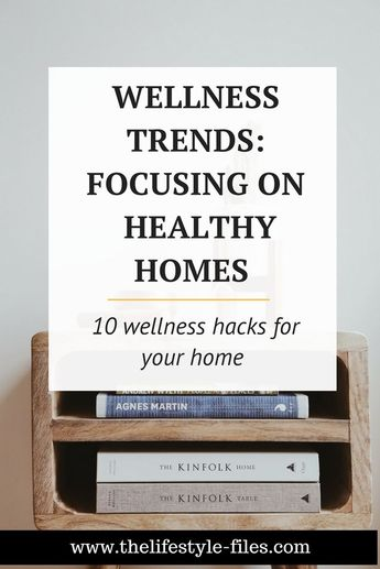 Healthy home, healthy you: Wellness-focused interior design