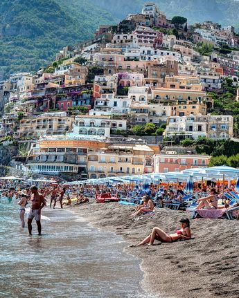 Dacicus: Beach in Italy