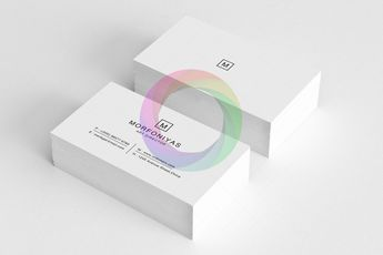 Plain Business Card Templates - Graphic Templates