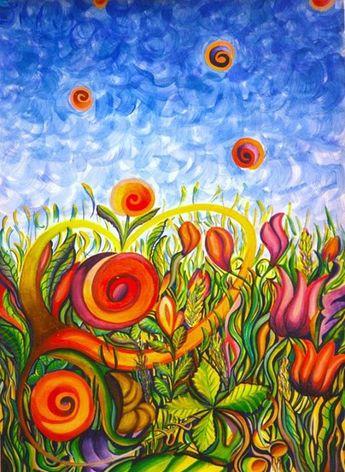 Blumen Fantasie 💓