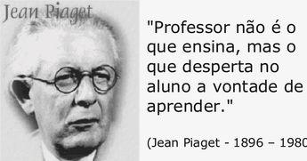 Frases De Jean Piaget Sobre La Educacion Sobre La Explicación