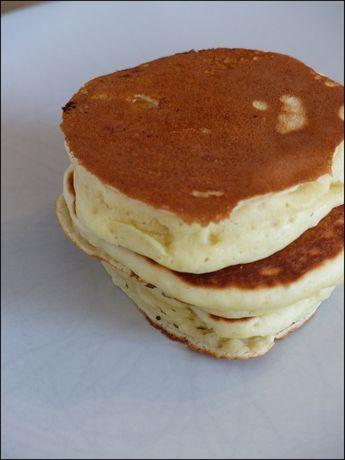 Les pancakes parfaits : épais, moelleux et rapides à préparer ! - A la table de Gaelle