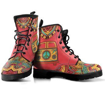 Hippie Van Boots